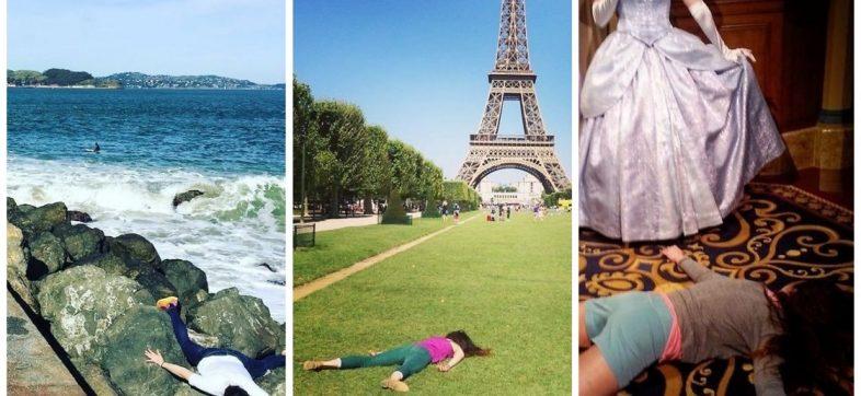 """Stefdies - La chica que se """"muere"""" en sus fotos personales"""