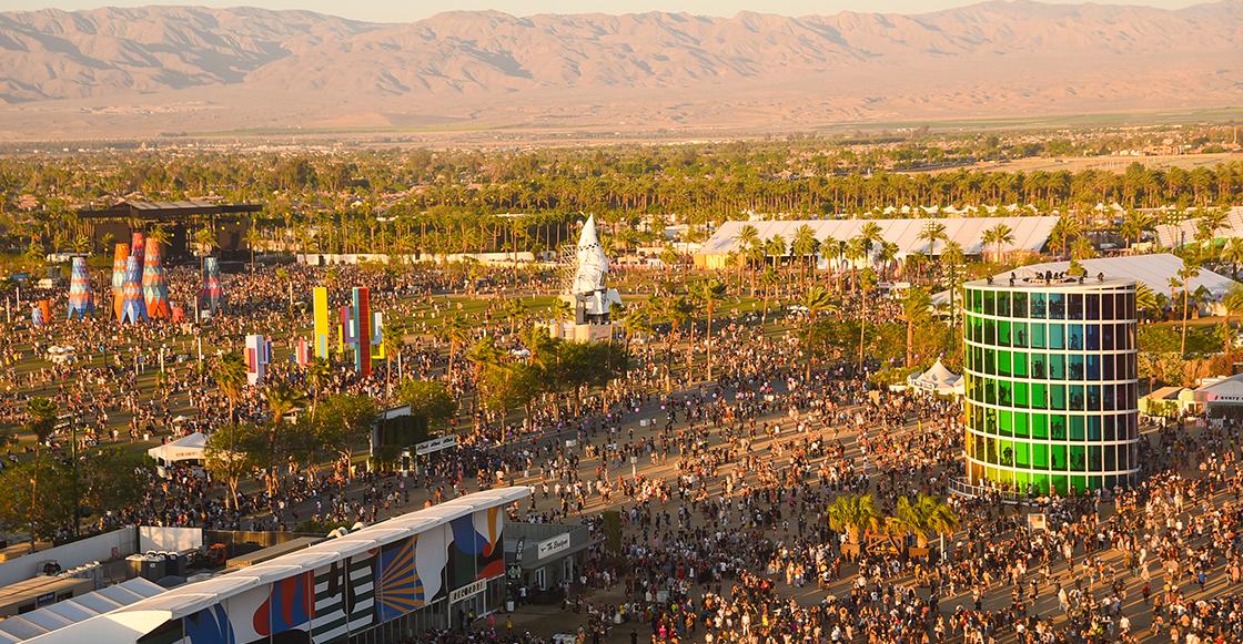 Aumenta casos de herpes durante festival de Coachella