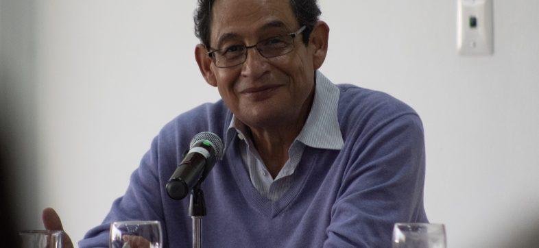 CIUDAD DE MÉXICO, 13SEPTIEMBRE2018.- Como parte de los eventos conmemorativos del cincuenta aniversario del movimiento esdtudiantil de 1968 en el Colegio de México, los académicos Sergio Aguayo, Paul Gillingham, la presidenta de El Colmex, Silvia Giorguli, entre otros, ofrecieron una conferencia de prensa donde mencionaron la importancia de la preservación y divulgación de los archivos alusivos al movimiento.