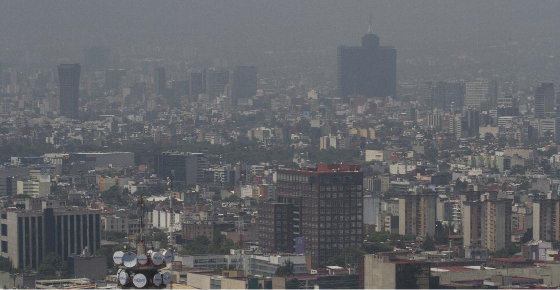Se suspende contingencia ambiental en CDMX, pero la calidad del aire es regular