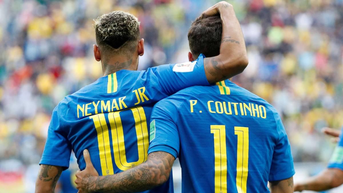 """Coutinho le hace 'ojitos' al PSG: """"Jugar con Neymar sería un placer"""""""