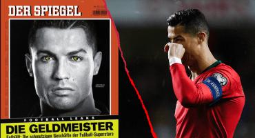 Der Spiegel le gana demanda a Cristiano Ronaldo en caso del fraude fiscal en España