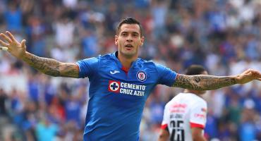 Cruz Azul se mete a la Liguilla tras golear a Lobos y de paso califica al América y Necaxa