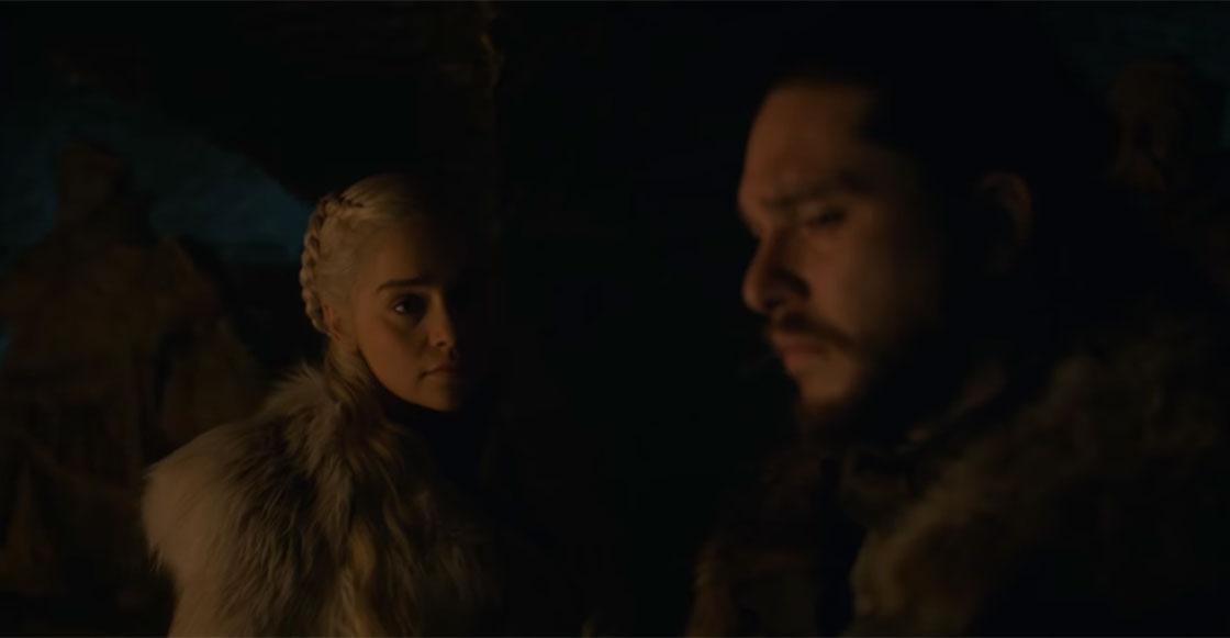 ¿Te quedaste con ganas de más? ¡Checa el tráiler del segundo capítulo de la 8ª temporada de Game of Thrones!