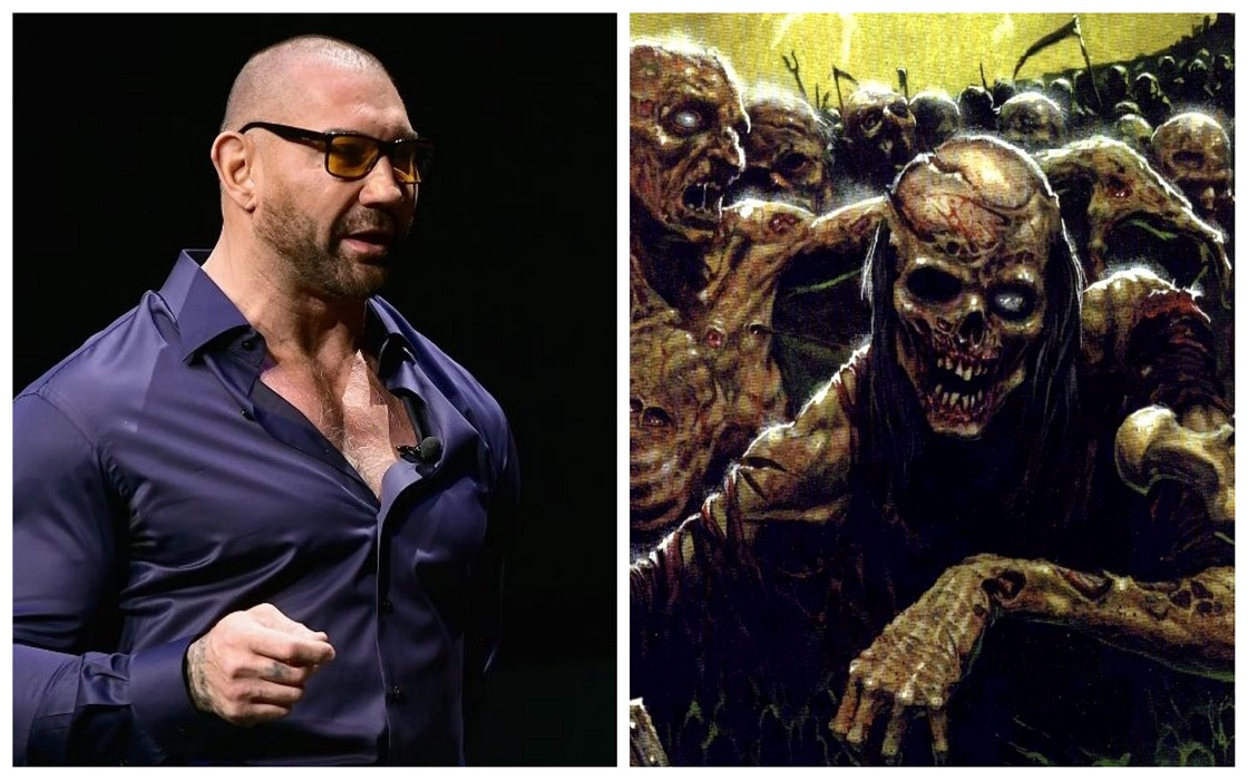 Dave Bautista peleará contra los zombies en 'Army of the Dead'