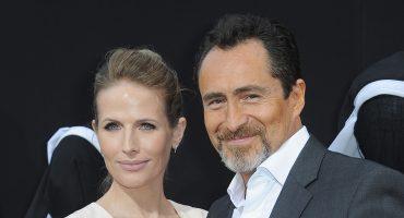 Murió Stefanie Sherk, esposa del actor mexicano Demián Bichir, a los 35 años