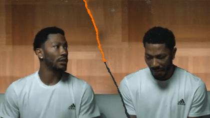 El momento en el que Derrick Rose se entera sobre su traspaso de los Bulls a los Knicks