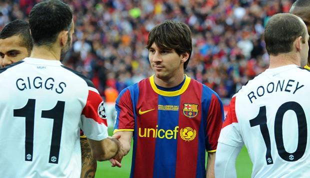 La derrota de Messi en Old Trafford que cambió su vida en el Barcelona