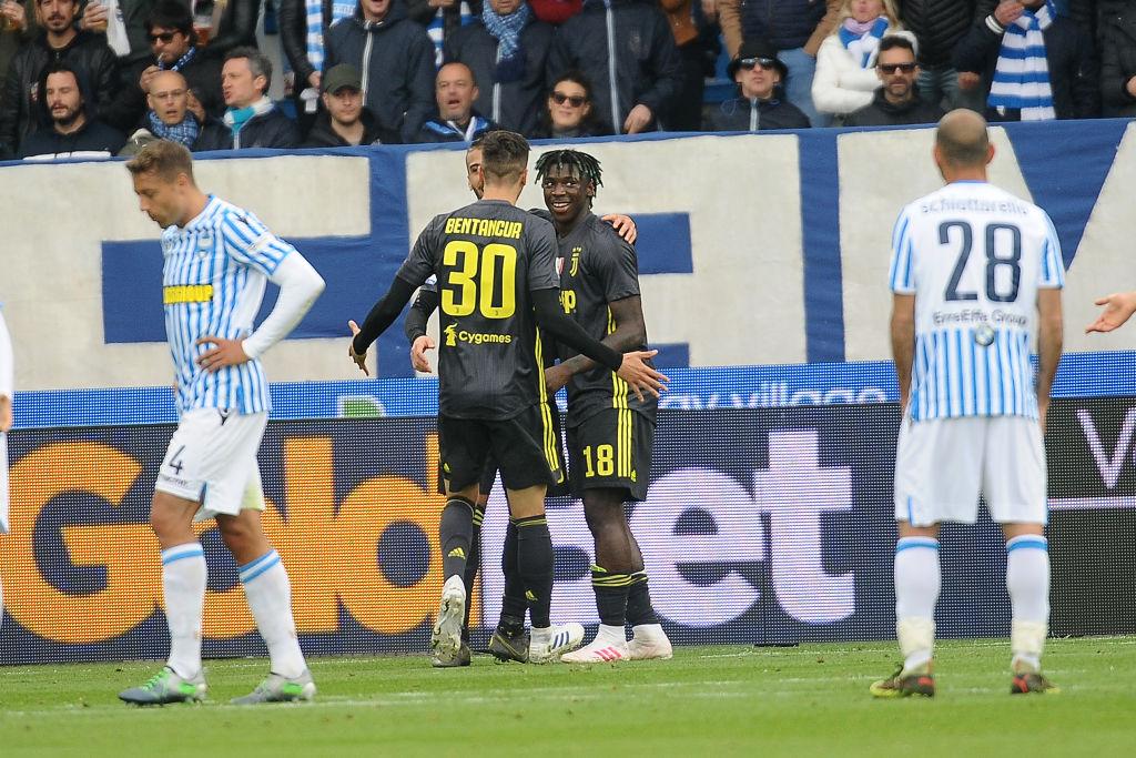 La sorpresiva derrota de la Juventus ante SPAL que frenó su octavo 'Scudetto' al hilo