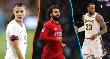 Seis deportistas entre los 100 personajes más influyentes, según Time