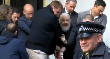 Día crucial para WikiLeaks: Detienen en Londres a Julian Assange