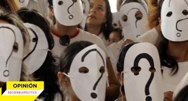 #OcuparLaPolítica: La deuda histórica de Jalisco: las y los desaparecidos