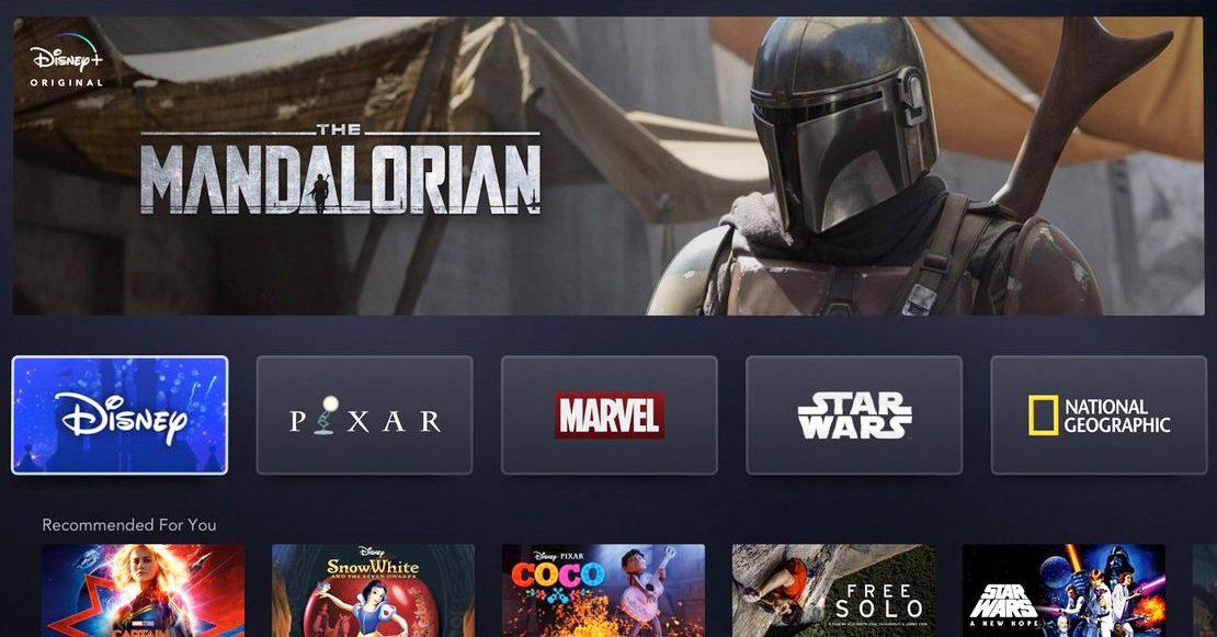 Acá te va todo lo que tienes que saber sobre Disney Plus, la nueva plataforma de streaming
