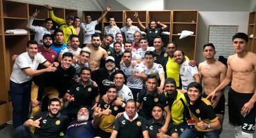 Maradona y sus Dorados ponen un pie y medio en la Final del Ascenso