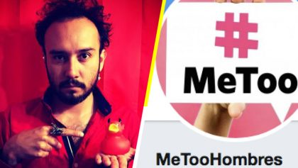 Señalan al músico Elihu Gil como el creador de #MeTooHombres