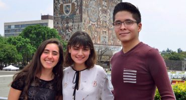 ¡Aplausos! Ellos obtuvieron el mayor puntaje en el examen de ingreso a la UNAM