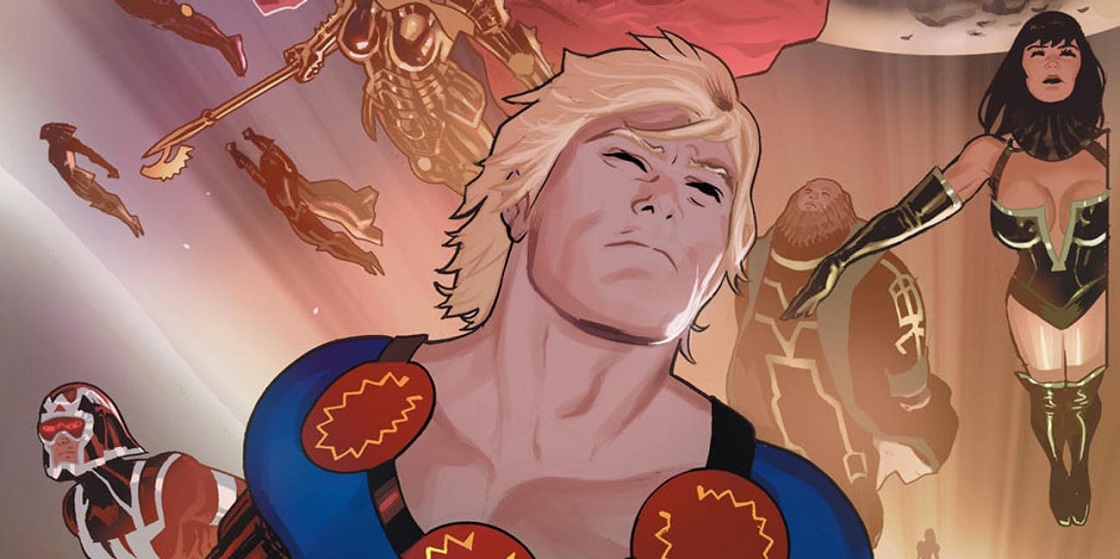 The Eternals - Posible Fase 4 en el MCU