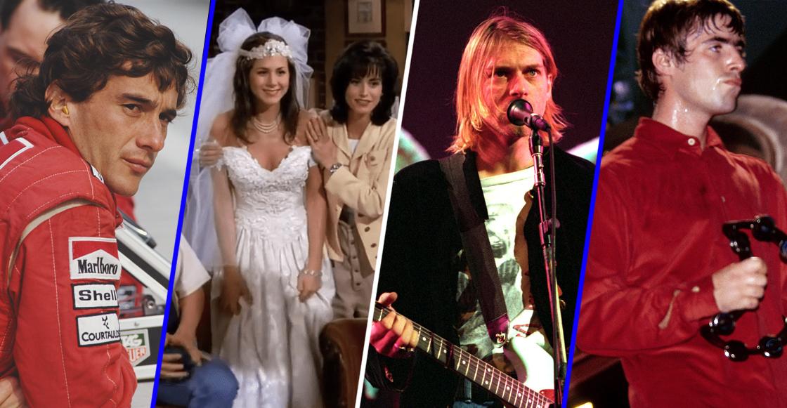A 25 años de Kurt Cobain: ¿Qué sucedió en el mundo de la cultura pop en 1994?