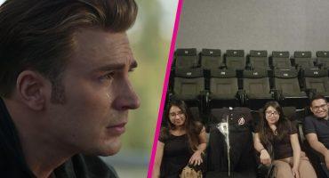 Fan mexicano muere antes del estreno de 'Avengers: Endgame' y así lo despidieron sus amigos