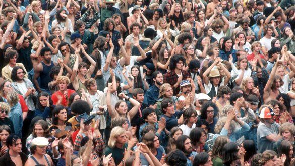 Un mal anticipado: Cancelan el 50 aniversario del festival Woodstock