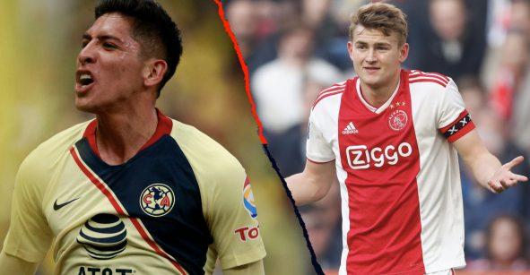 Llegada de Edson Álvarez al Ajax dependería de Matthijs de Ligt