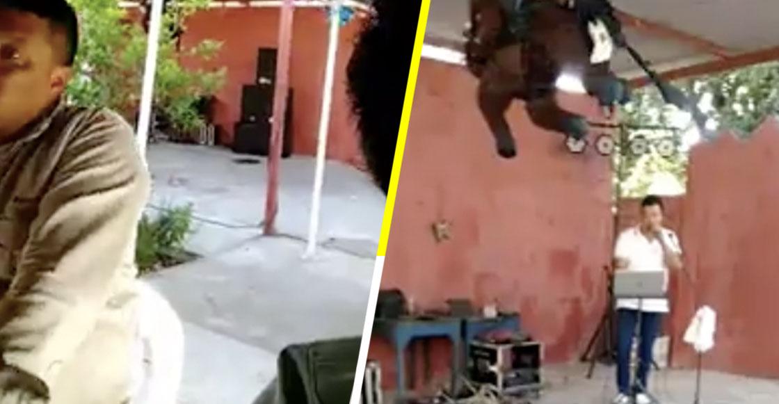 Difunden video de la fiesta familiar en Minatitlán, horas antes del tiroteo