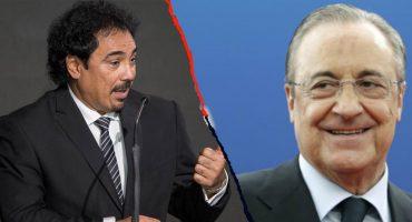 Florentino cree que Hugo Sánchez no podría dirigir al Real Madrid porque no tiene autoridad