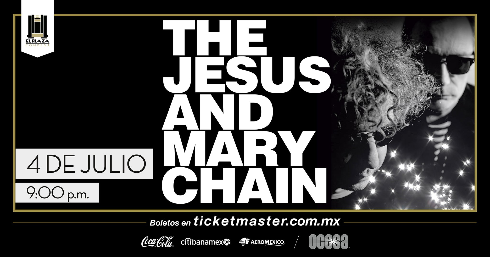 The Jesus and Mary Chain encabezará nuevo festival nacional