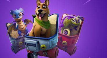 La nueva actualización en Fortnite te deja acariciar perritos, pero no es lo que parece