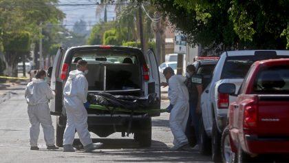 Van 15 cuerpos encontrados en una fosa clandestina en Zapopan, Jalisco