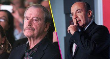 Fox y Calderón contarán con ocho elementos para su seguridad: AMLO