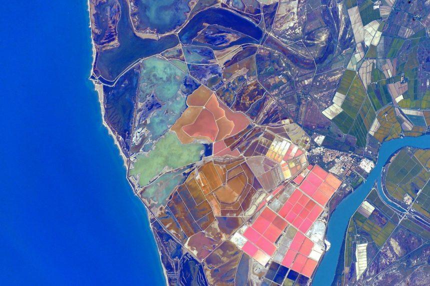 Las increíbles fotos de la Tierra  desde el espacio