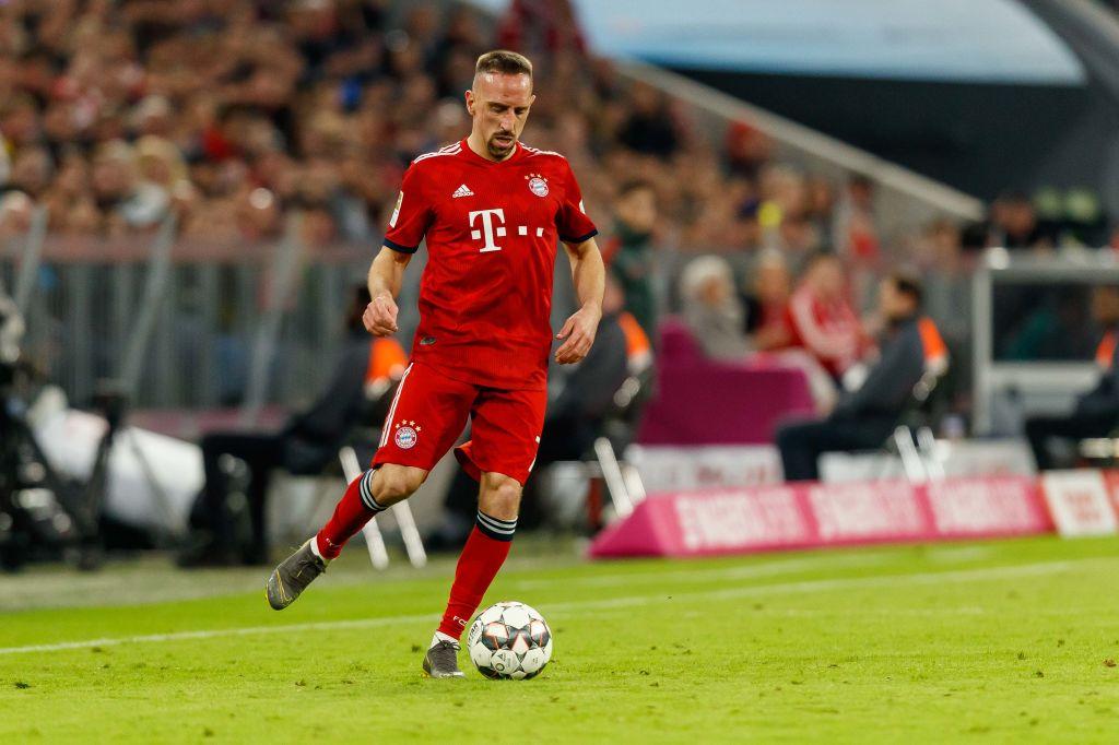 Ribery acompañaría a Xavi Hernández en el futbol de Qatar