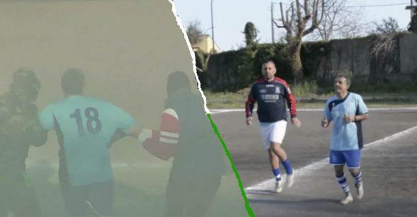 WTF!! Jugador italiano anunció su retiro con un secuestro falso
