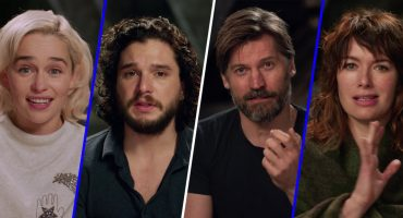 El elenco de 'Game of Thrones' se despide de la manera más emotiva con estos videos