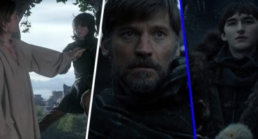 Las 4 similitudes del primer capítulo de la 1ª y 8ª temporada de Game of Thrones