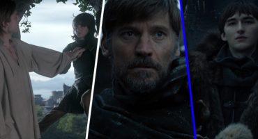 Las 4 similitudes del primer capítulo de la 1ª y 8ª temporada de Game of Thrones