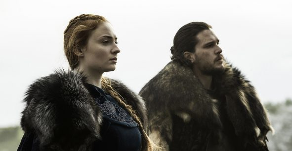'Guarda ese dinero': Sophie Turner ganaba menos que Kit Harington en 'Game of Thrones'