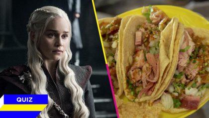 QUIZ: Dime qué comida te gusta y te diré qué personaje de 'Game of Thrones' eres