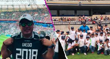 Los 'hijos adoptivos' de Gilberto Martínez, el hombre que perdió a su familia previo al Mundial de Rusia