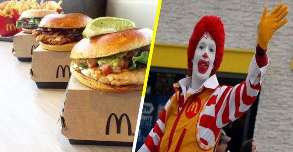McDonald's despide su Línea Premium, para volver a lo clásico