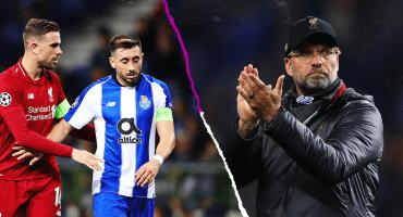 Los elogios de Klopp para Héctor Herrera, pese a la eliminación del Porto en la Champions