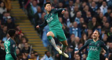 ¡Tottenham accede por primera vez en su historia a semifinales de Champions League!