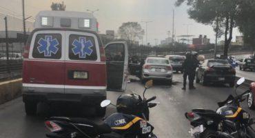 En el país del 'no pasa nada': Persiguen y matan a conductor en Circuito Interior