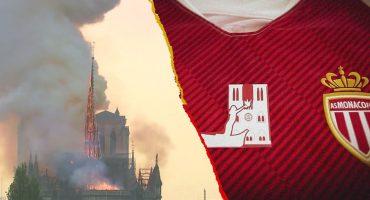 Así será el homenaje que realizarán PSG y Mónaco por el incendio de la Catedral de Notre Dame