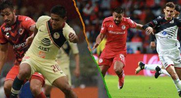 ¡América, Monterrey y Toluca cambiaron horario de sus partidos de la J17!