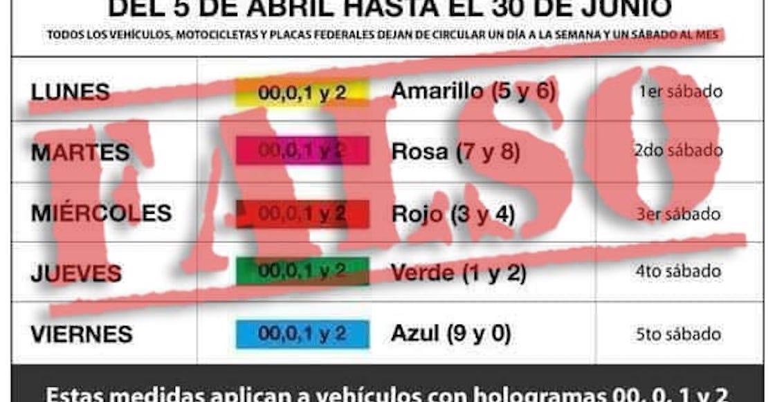 hoy-no-circula-abril-mayo-2019-cdmx-falsa-foto
