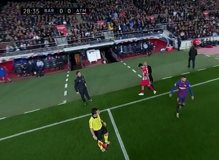 En imágenes: Las acciones de Diego Costa que provocaron su expulsión contra Barcelona