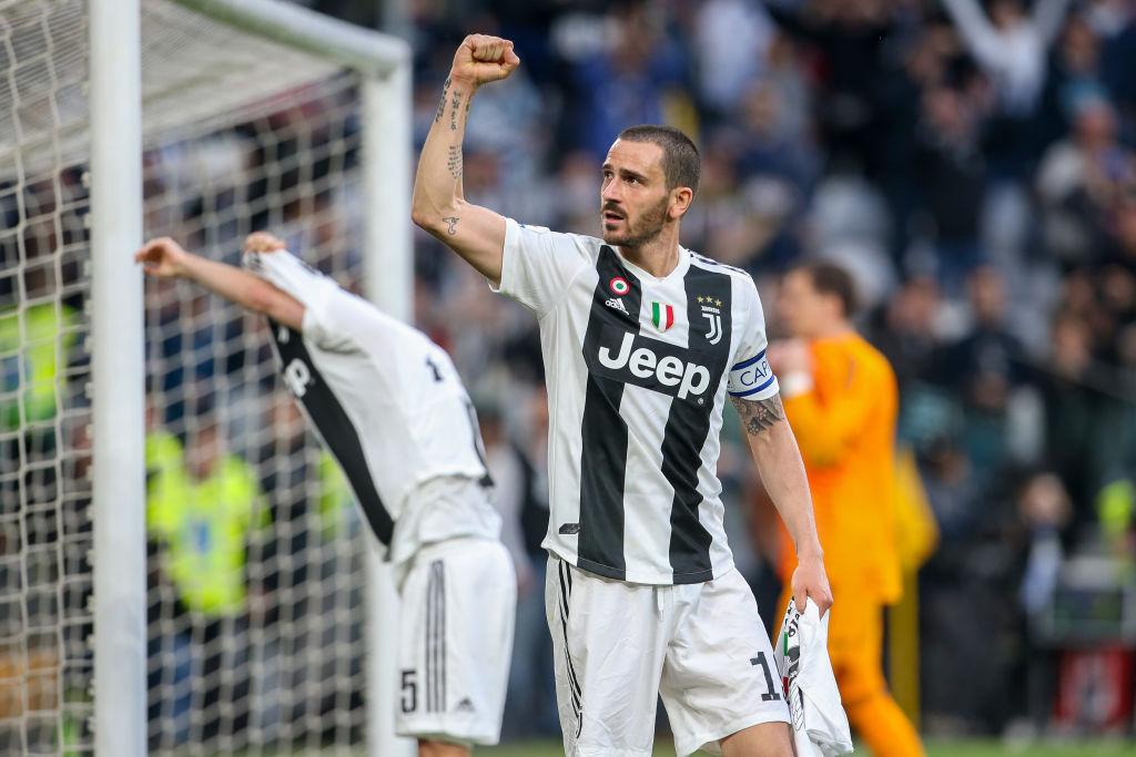 En imágenes: Así festejó Cristiano Ronaldo y la Juventus su octavo título de Serie A al hilo