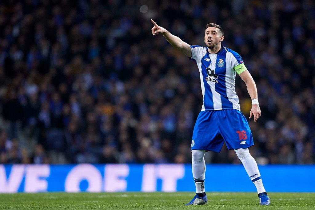 En imágenes: Así vivió Héctor Herrera su último partido de Champions League con el Porto